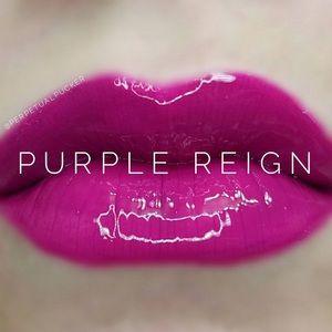 LipSense Purple Reign Mini Sample Tube